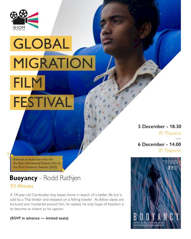 Film Bouyancy, Potret Kelam Kehidupan Pekerja Migran