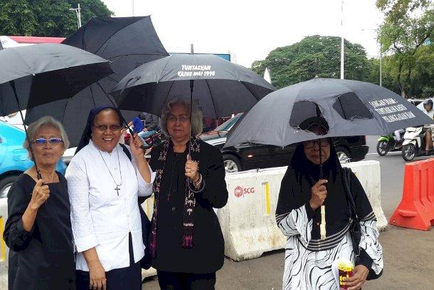 A Jakarta nun's need to help the needy