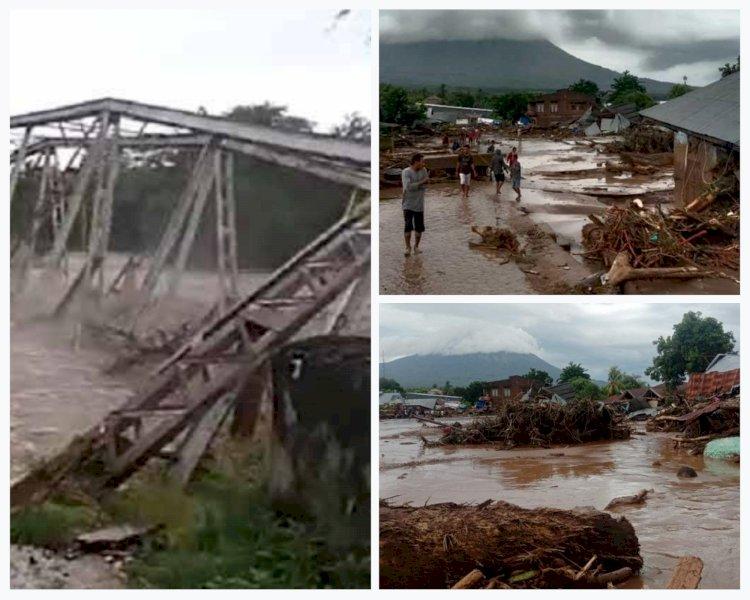Bantuan Untuk Korban Bencana Banjir NTT